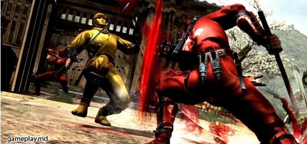 Первое видео мультиплеера Ninja Gaiden 3