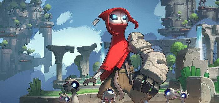 Hob от Runic Games — новый трейлер и видео-дневник