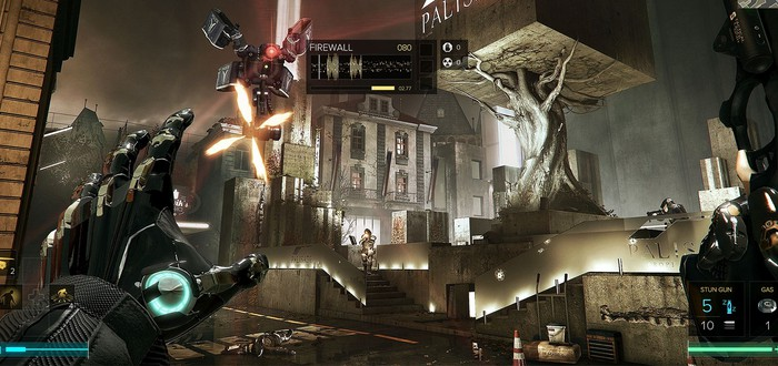 Релизный трейлер Deus Ex: Mankind Divided
