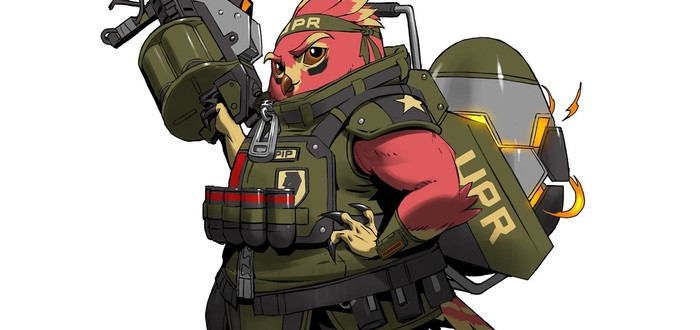 Gearbox показала нового персонажа Battleborn в деле