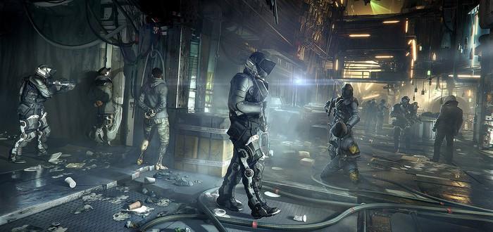 Производительность PC версии Deus Ex: Mankind Divided оставляет желать лучшего