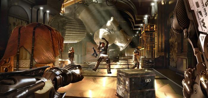 Сравнение Deus Ex: Mankind Divided — E3 2015 и релизная PS4-версия