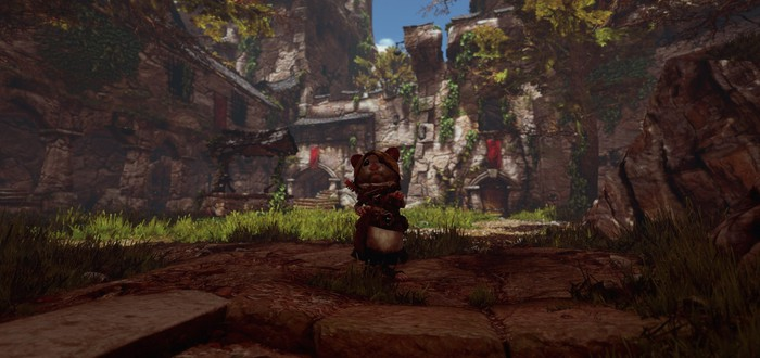 Early Review: Ghost of a Tale