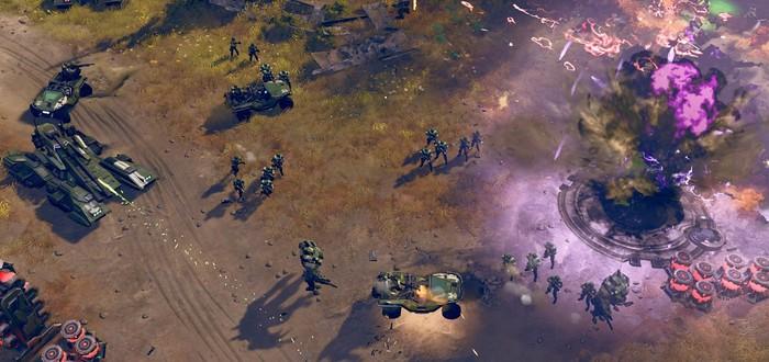 Геймплей Halo Wars 2 с gamescom 2016
