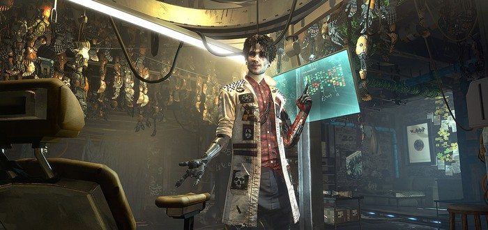 Гайд Deus Ex: Mankind Divided — Самые важные аугментации