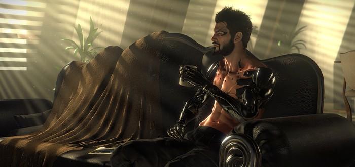 FPS в Deus Ex: Mankind Divided на консолях нестабилен