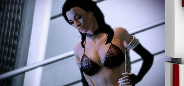 Mass Effect 2: Тошнота и сиськи