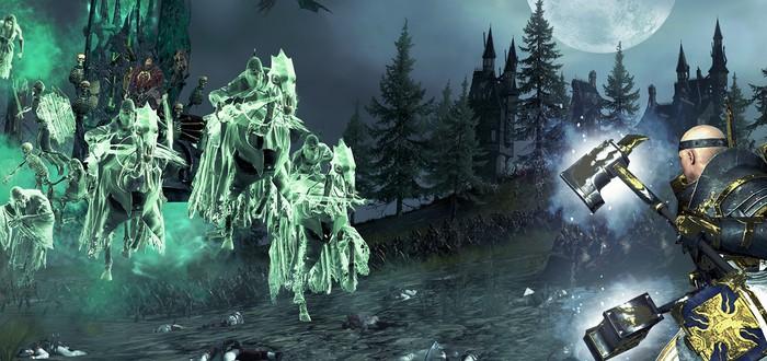Анонс нового платного дополнения для Total War: Warhammer