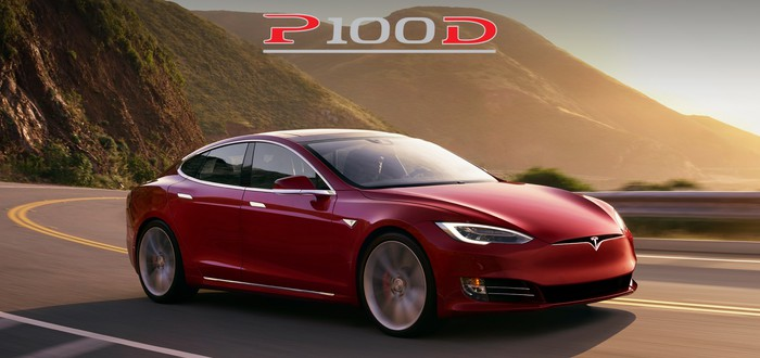 Tesla представила Model S P100D и Model X P100D