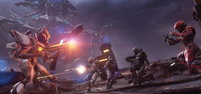 Новое дополнение Halo 5: Guardians и выход редактора Forge на PC