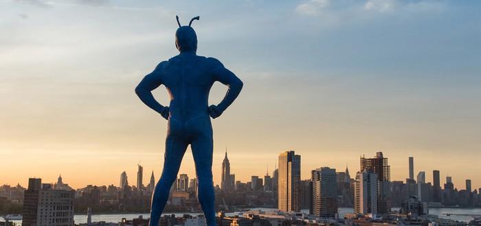 Мнение: The Tick от Amazon открывает новый вид супергероев