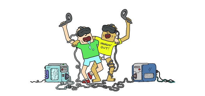 Создатель Rick and Morty открывает VR-студию