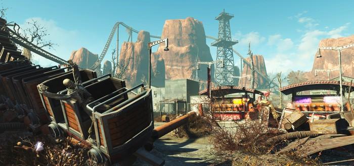 5 минут обо всем, что известно про Nuka-World для Fallout 4