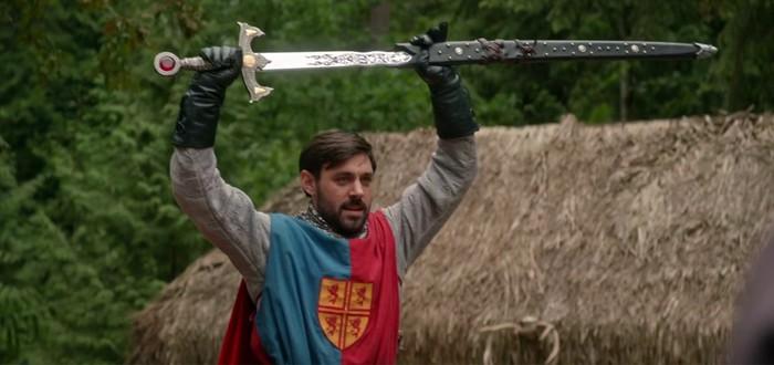 Майкл Бей нашел короля Артура и Мерлина для Transformers: The Last Knight