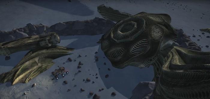 В Elite: Dangerous наконец-то нашли разбитый корабль пришельцев