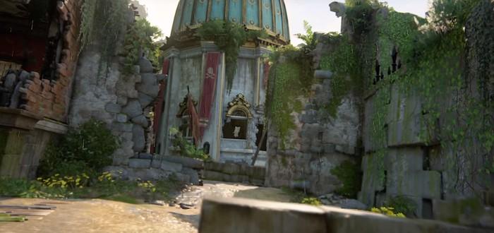 Новая карта и множество изменений в последнем обновлении Uncharted 4: A Thief's End