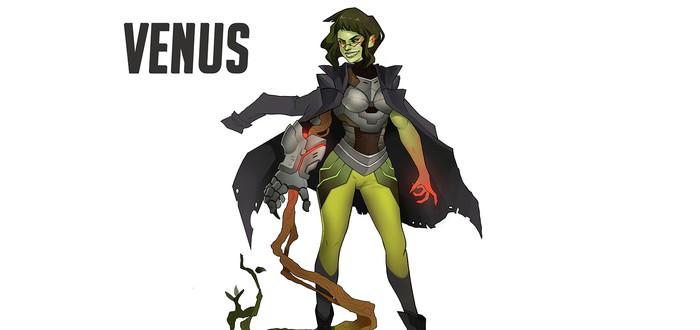 PC-геймеры придумали собственного персонажа Overwatch