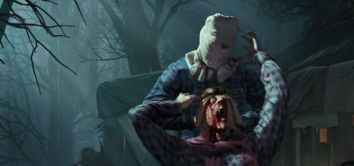 Новый убийственный трейлер Friday the 13th: The Game