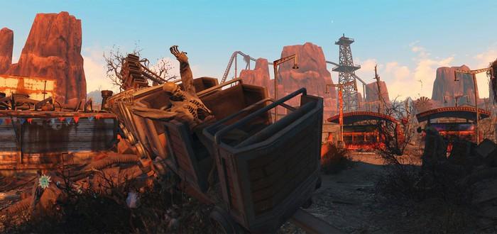 Гайд Fallout 4: Nuka-World — локации всех рецептов Нюка-Колы