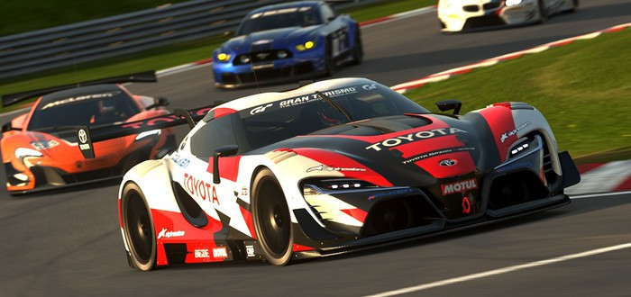 Sony возвращает деньги за предзаказы Gran Turismo Sport