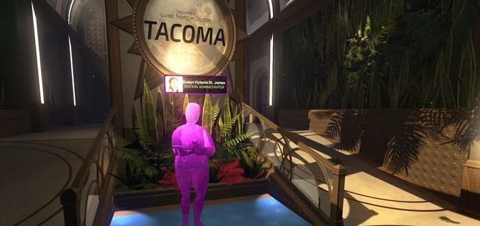 15 минут геймплея Tacoma от разработчиков Gone Home