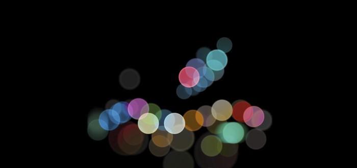 Live: Презентация iPhone 7