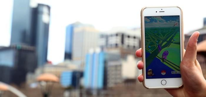 Pokemon GO теперь и на Apple Watch