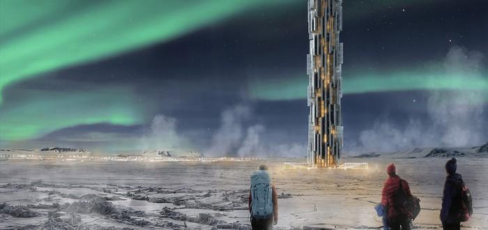 Data Tower - проект небоскреба-датацентра