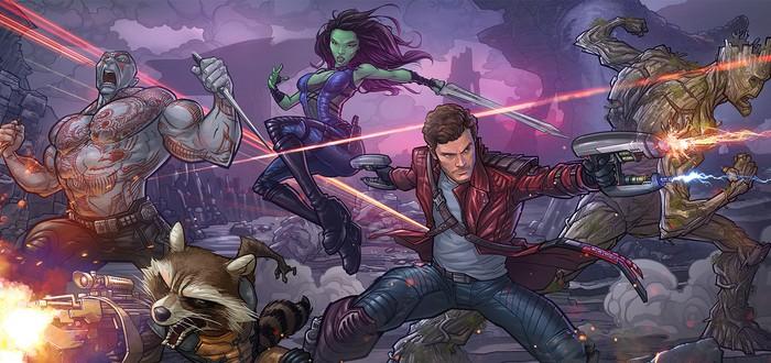 Джеймс Ганн рассказал о сиквеле Guardians of the Galaxy