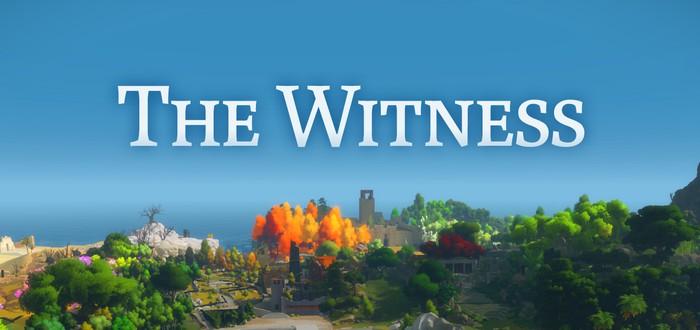 The Witness будет работать в 1440p 60fps на PS4 Pro