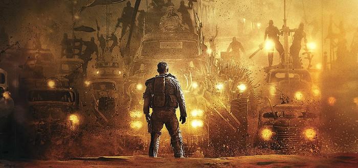 Mad Max: Fury Road — живые кадры без дополнительных эффектов