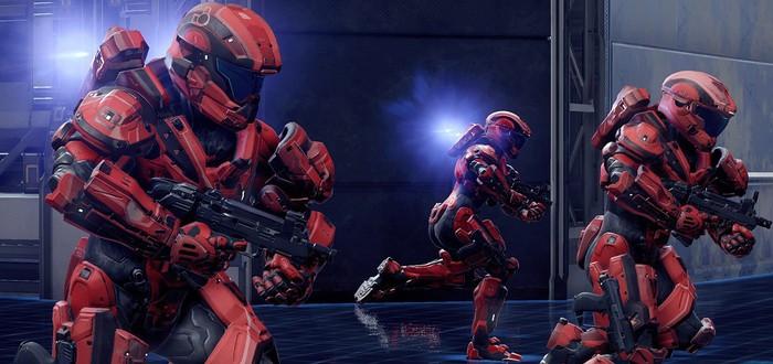 7 минут геймплея Halo 5 на PC