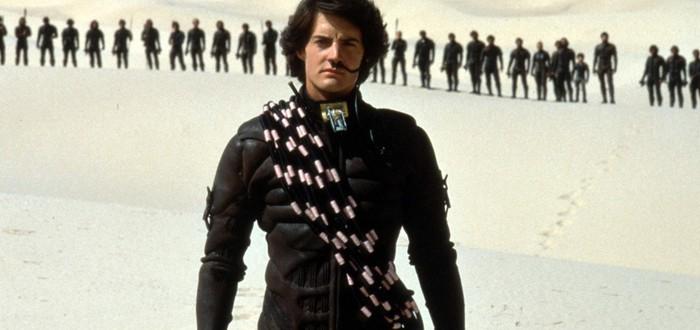 Дени Вильнев мечтает снять экранизацию Dune