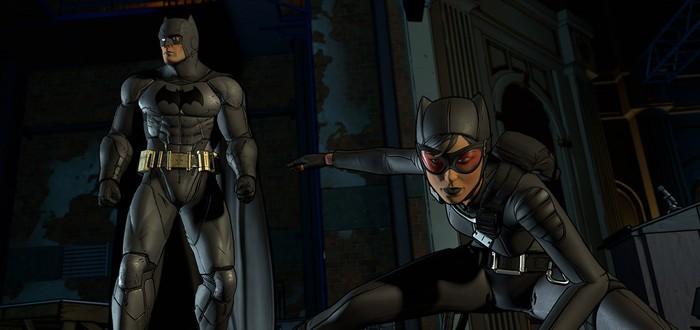 Скриншоты второго эпизода Batman от Telltale