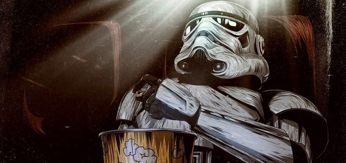 Геймплей отмененной Star Wars Battlefront III