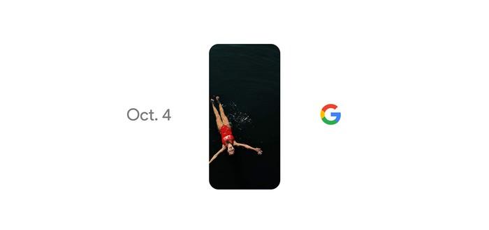 Анонс смартфона Google уже 4 октября