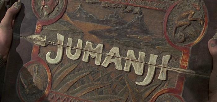 Первый кадр из сиквела Jumanji
