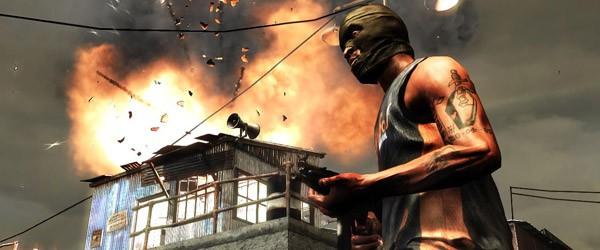 Лицо геймера в Max Payne 3