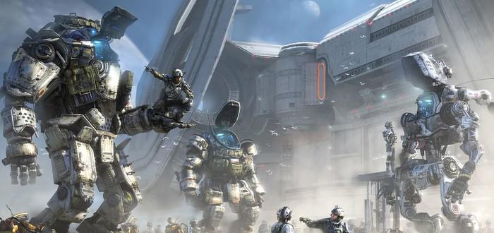 Много геймплея Titanfall 2 на PC