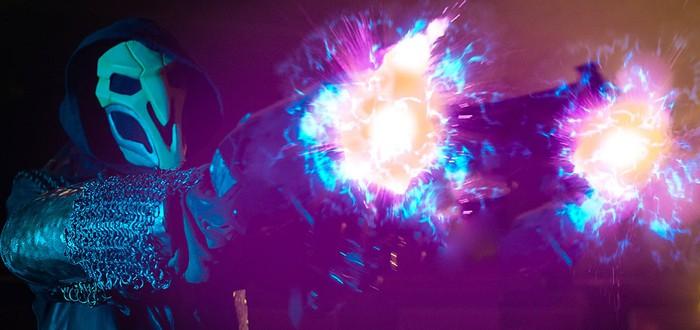 Трейлер Overwatch-порно от Brazzers