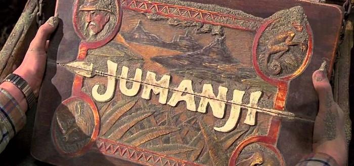 Теория о сюжете ремейка Jumanji