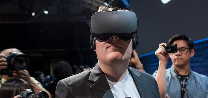 Основатель Oculus VR извинился за свое отношение к политике