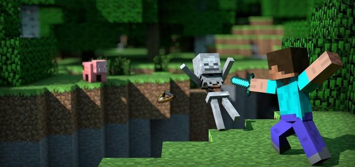 Minecraft может стать первой кросс-платформенной онлайн-игрой
