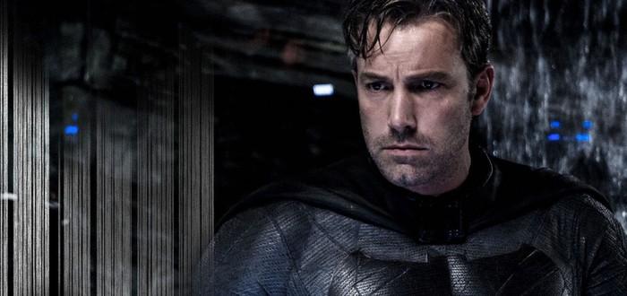 Сольный фильм про Бэтмена начнут снимать через полтора года