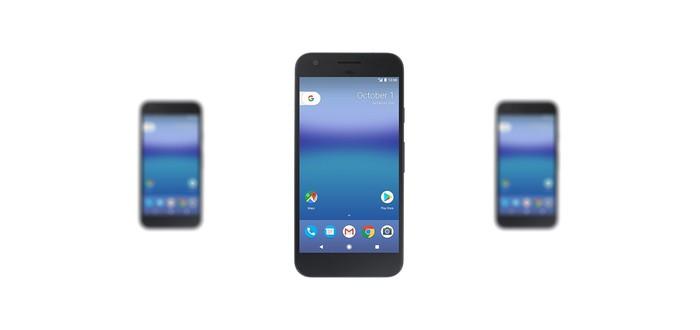 Изображение смартфона Google Pixel утекло в сеть