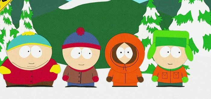 Здесь был South Park: телеканал запустил рекламную кампанию к новому сезону
