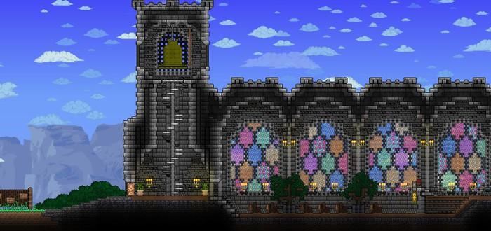Мод Super Terraria World превращает Terraria в MMORPG