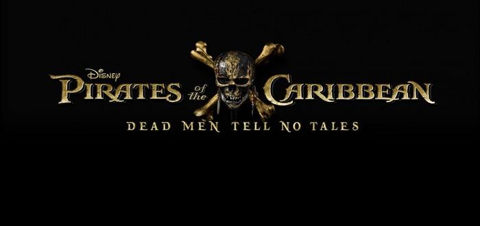 """Первый трейлер """"Пиратов Карибского моря 5"""""""