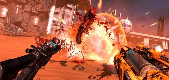 Дата выхода Serious Sam VR в Steam Early Access