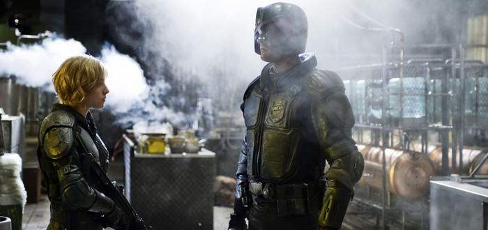 Если бы Dredd вышел на Netflix